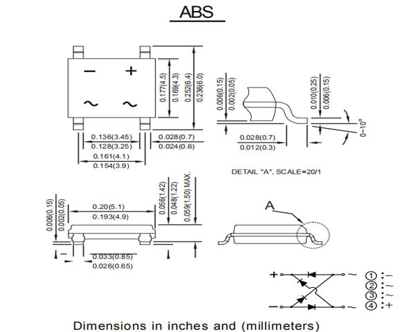 ABS10封装