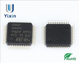ST单片机STM32F030C6T6参数