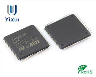 微控制器单片机STM32F407VGT6参数